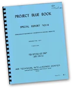 """Proyecto Libro Azul e1356316115498 - El enigmático """"Proyecto Libro Azul"""""""