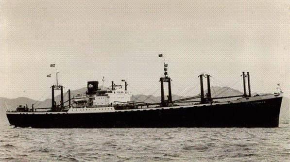 SS Ourang Medan e1355122711437 - Barcos fantasmas, misterios en los océanos