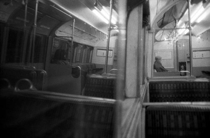 Casos paranormales en el metro de Londres