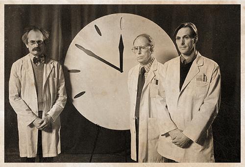 """El Reloj del Juicio Final - """"El Reloj del Juicio Final"""", a cinco minutos para la destrucción de la humanidad"""