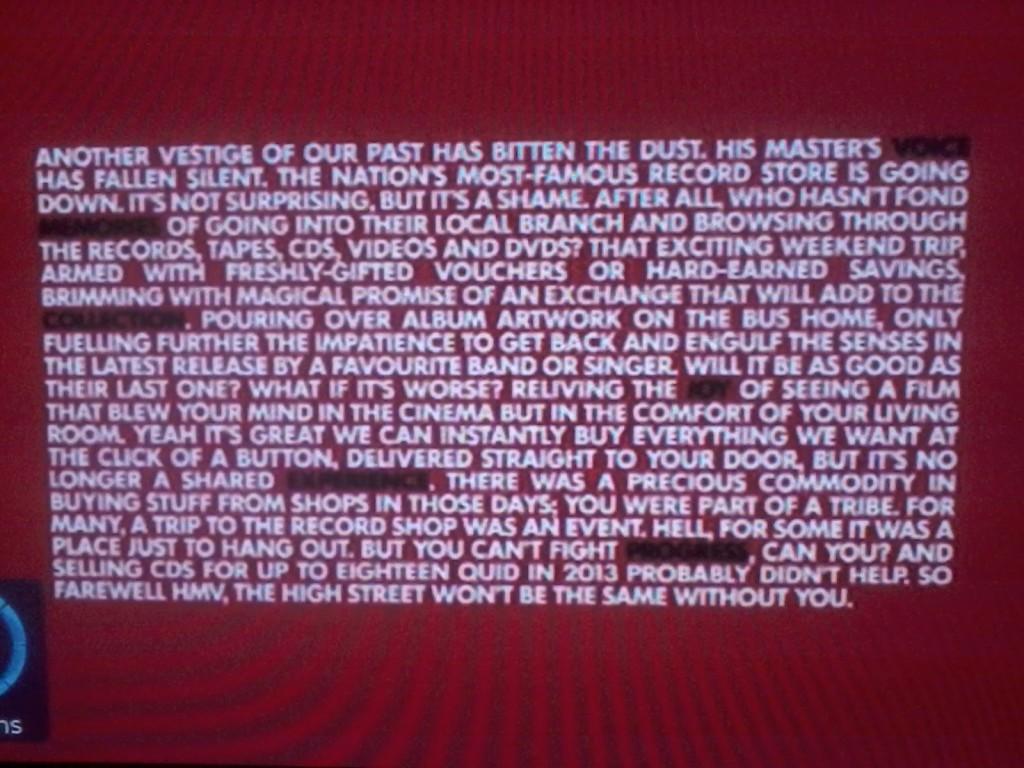 Extraños mensajes subliminales en el canal Comedy Central