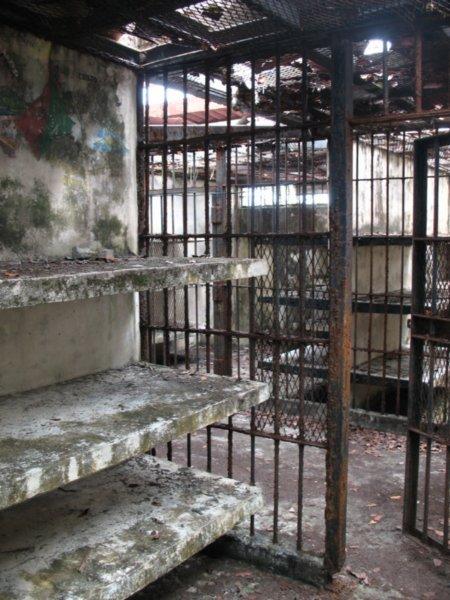 Fantasmas en la prisión de la Isla de Coiba