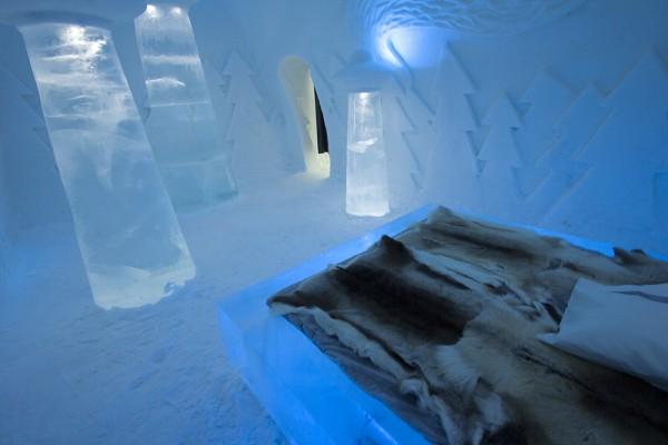Ice Hotel, vive tu propia experiencia extraterrestre