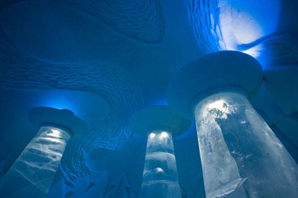 Ice hotel2 Ice Hotel, vive tu propia experiencia extraterrestre