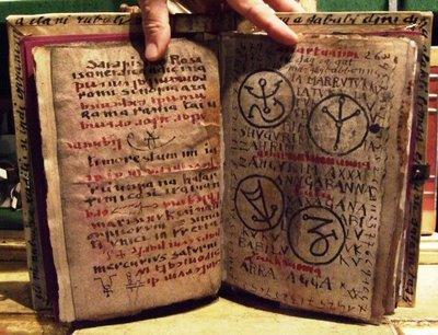 Necronomicón, El Libro de los Muertos.