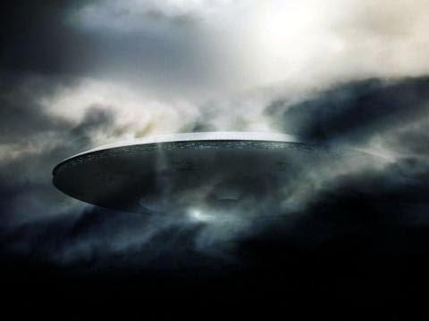 La llegada extraterrestre
