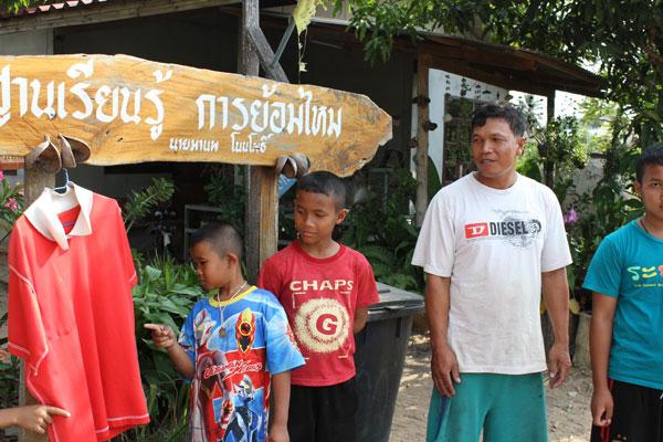 La viuda fantasma atormenta a un pueblo de Tailandia - Espíritu atormenta a un pueblo de Tailandia