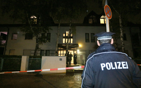 "Misteriosas muertes en un edificio maldito de Berlin - Misteriosas muertes en un ""Edificio Maldito"" de Berlín"