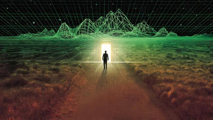 Nuestro universo holografico - Nuestro Universo Holográfico