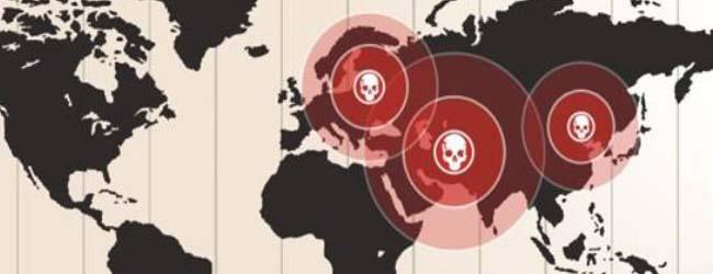 Nuevos virus una amenaza apocaliptica - Expertos británicos afirman que los nuevos virus representan una amenaza apocalíptica
