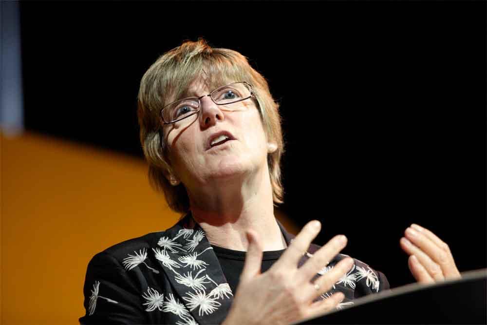 Profesora Dame Sally Davies