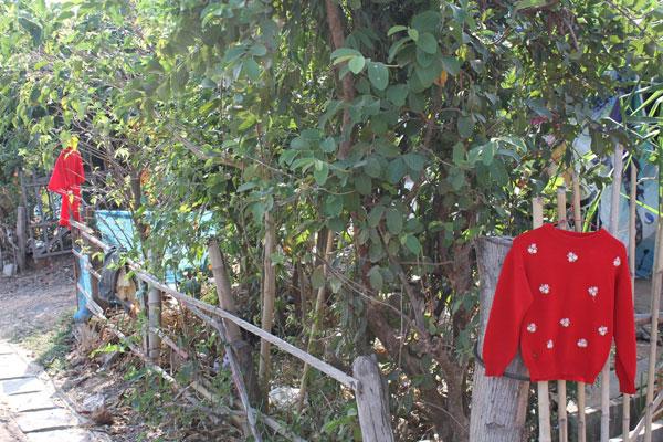 Proteccion contra la viuda fantasma - Espíritu atormenta a un pueblo de Tailandia