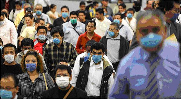 Virus alerta máxima global
