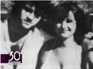 Carole Compton con su pareja - El caso de Carole Compton, juzgada de brujería en pleno siglo XX
