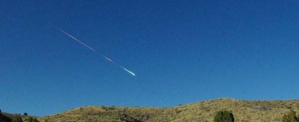 Otro extraño meteorito impactó en Cuba el miércoles