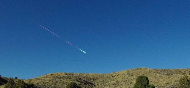 Extrano meteorito impacto en Cuba el miercoles - Otro extraño meteorito impactó en Cuba el miércoles