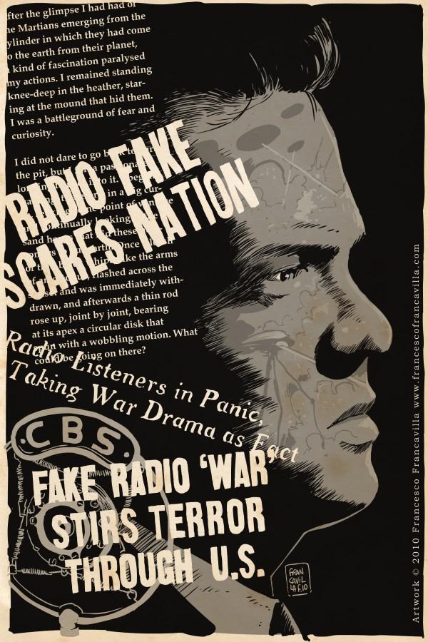 """La conspiracion de la Guerra de los Mundos - """"La Guerra de los Mundos"""", ¿experimento sociológico?"""