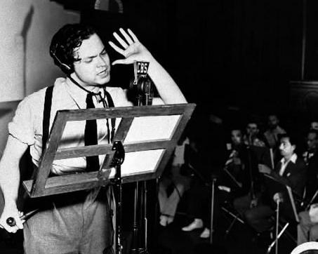 """Orson Welles - """"La Guerra de los Mundos"""", ¿experimento sociológico?"""