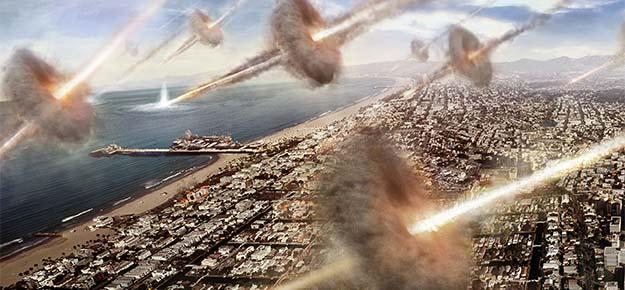 Sospechosos meteoritos inundan los cielos terrestres - Sospechosos meteoritos inundan los cielos terrestres