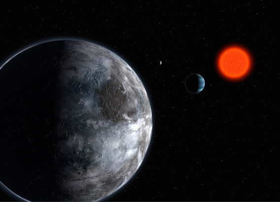 Zonas habitables cercanas a la tierra - Planetas similares a la tierra a tan solo 13 años luz