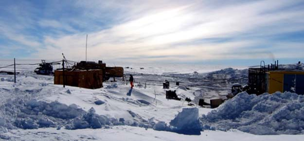 Bacteria de origen desconocido en la Antartida - Científicos rusos descubren una bacteria de origen desconocido en la Antártida