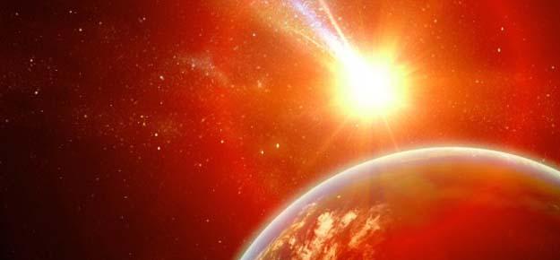 Cometa ISON fin de los tiempos - Las profecías confirman la llegada del Cometa ISON con el fin de los tiempos