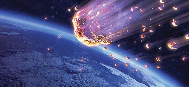 De nuevo bolas de fuego en nuestros cielos - De nuevo bolas de fuego en nuestros cielos, ahora en Estados Unidos y la India