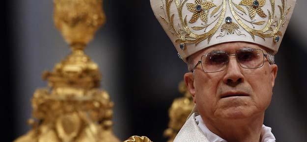 El Cardenal Tarcisio Bertone sera el ultimo Papa - ¿El Cardenal Tarcisio Bertone será el último Papa?