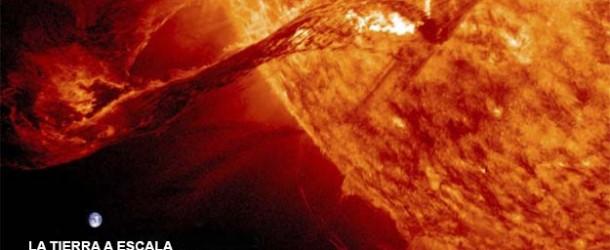Extraña actividad solar desconcierta a la NASA