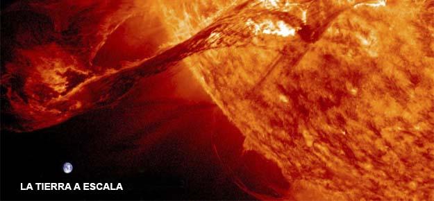 Extrana actividad solar desconcierta a la NASA - Extraña actividad solar desconcierta a la NASA