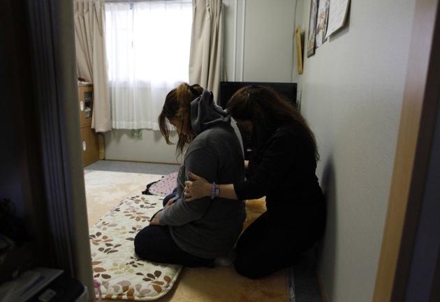 Fantasmas despues del tsunami de Japon - Espectros fantasmales atormentan a supervivientes del tsunami de Japón