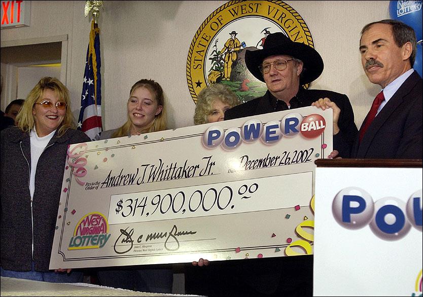 Jack Whittaker, víctima de la maldición de la lotería