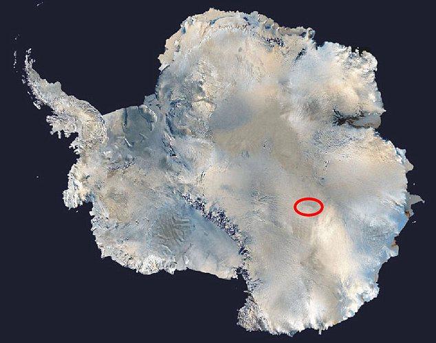 Lago Vostok - Científicos rusos descubren una bacteria de origen desconocido en la Antártida