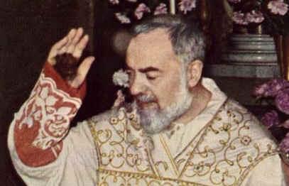 Los estigmas del Padre Pio