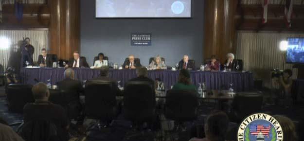Audiencia sobre la divulgacion ovni - Ex congresistas de los Estados Unidos crean una audiencia sobre la divulgación ovni