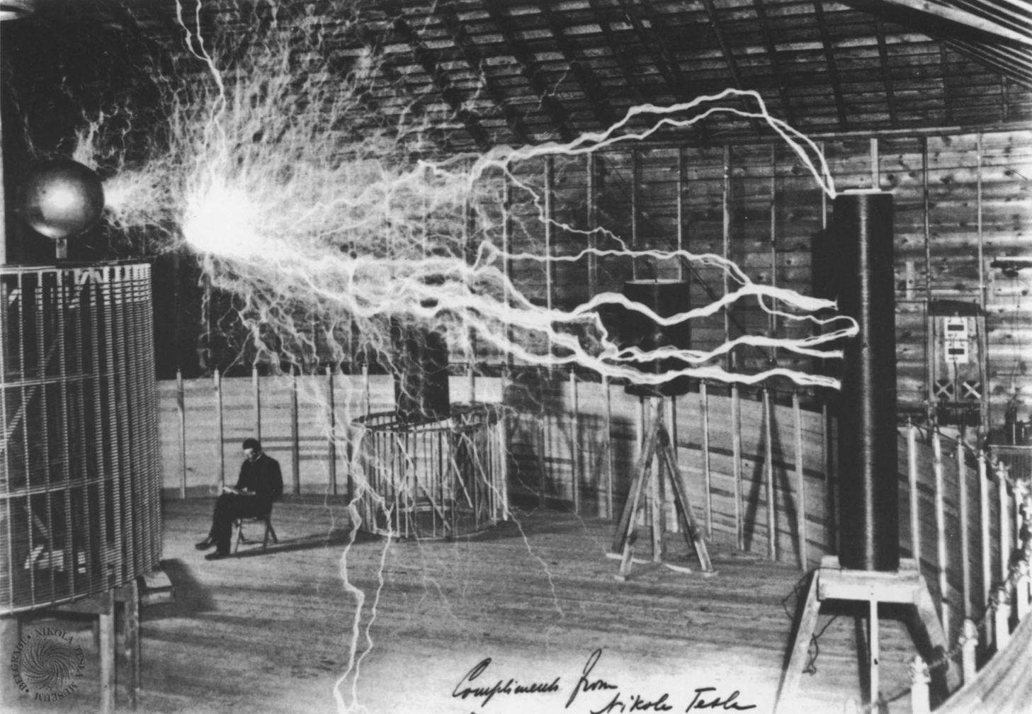 Energia de Tesla - Las asombrosas predicciones de Nikola Tesla