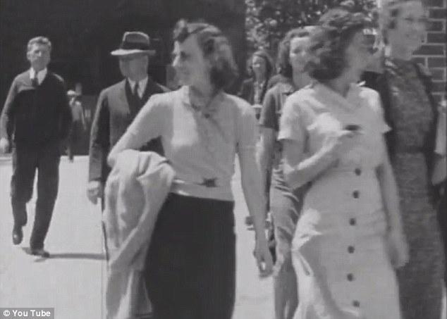 Experimentos tecnologicos Película de 1938 muestra tecnología del siglo XX