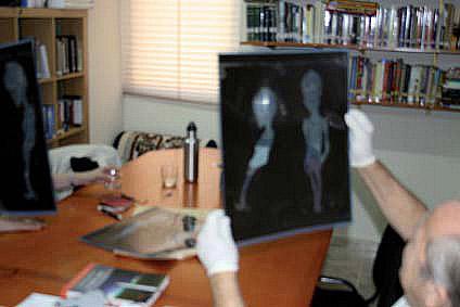Investigación del extraterrestre de Atacama