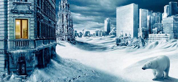 La Tierra en una era glacial - ¿Ha entrado la Tierra en una era glacial?