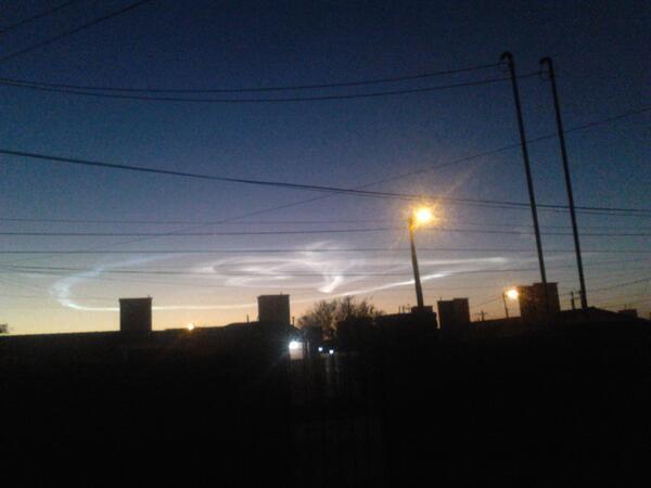 Meteorito sobre Argentina - De nuevo un meteorito sobre nuestros cielos, ahora en Argentina