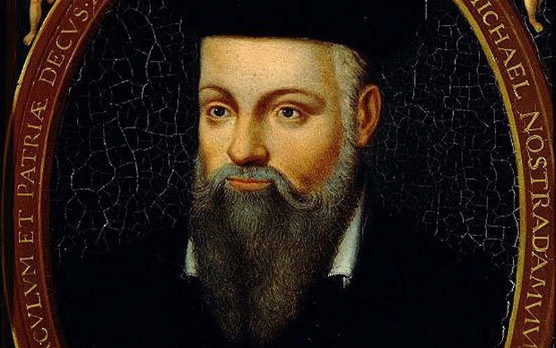 Nostradamus - Famosos profetas del pasado