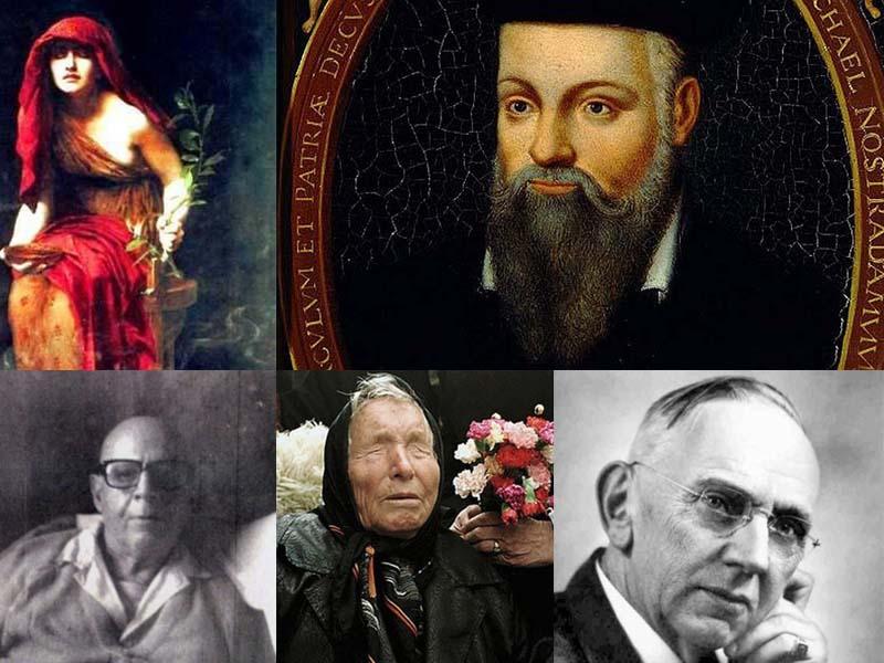 Profetas - Famosos profetas del pasado