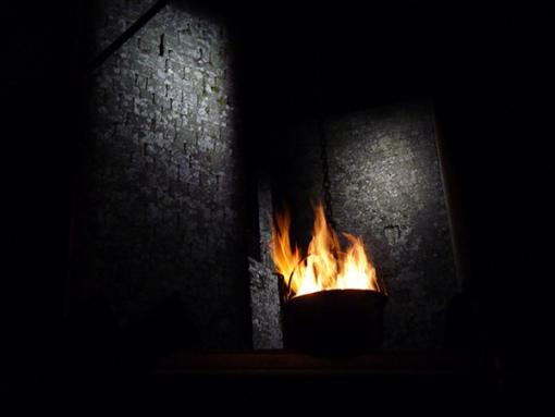 Rituales de brujeria - Secta caníbal inicia a dos niñas a la brujería