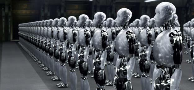 Robots con cerebros humanos amenazan la existencia de la humanidad - Robots con cerebros humanos podrían amenazar la existencia de la humanidad