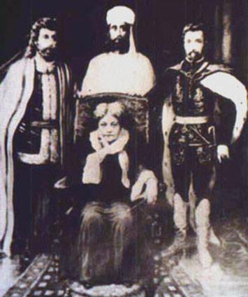 Blavatsky y Saint Germain - Saint-Germain, El Conde Inmortal