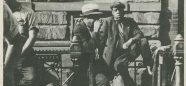 Fotografia de 1939 muestra el Doppelganger de Jay Z - Fotografía de 1939 muestra el Doppelganger de Jay-Z