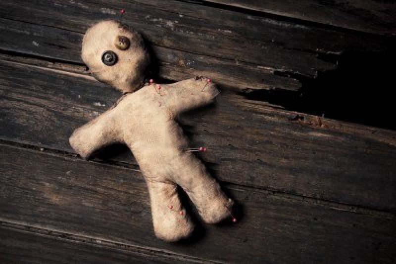 Muñecos de vudú