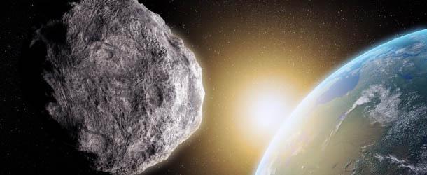Un gran asteroide pasará cerca de la Tierra el 31 de mayo