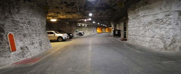 El Arca el mayor bunker de supervivencia de la Tierra - El 'Arca' 2.0, el mayor búnker de supervivencia de la Tierra