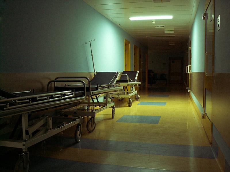 Resultado de imagen para terror en un hospital 800x600